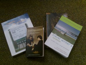 Some of the textbooks that I purchased online