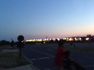 the night of airport