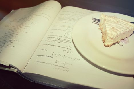 Calculus and Cheesecake