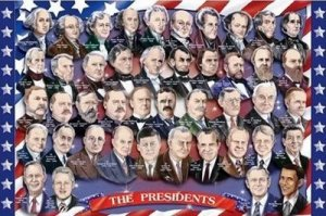 All our Presidential Men.